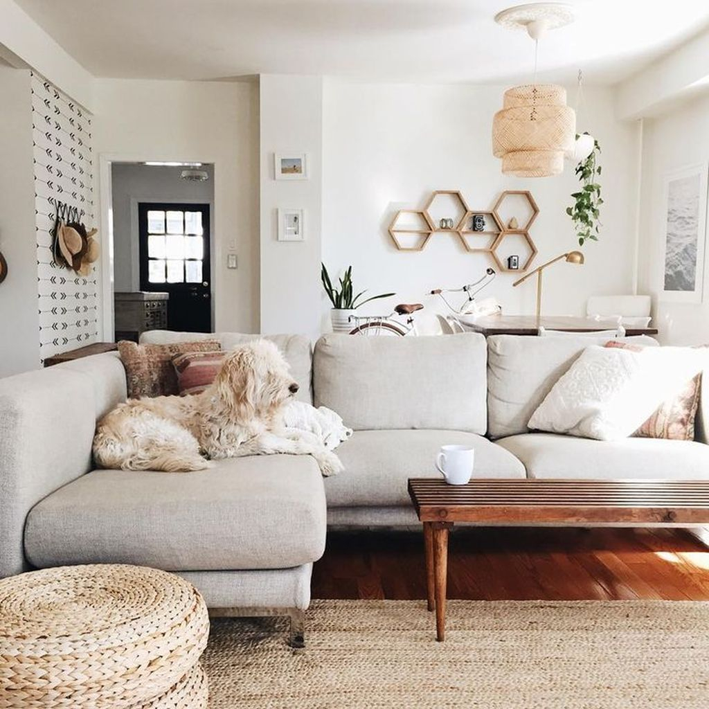 43 Cozy And Relaxing Living Room Design Ideas - HOMYSTYLE
