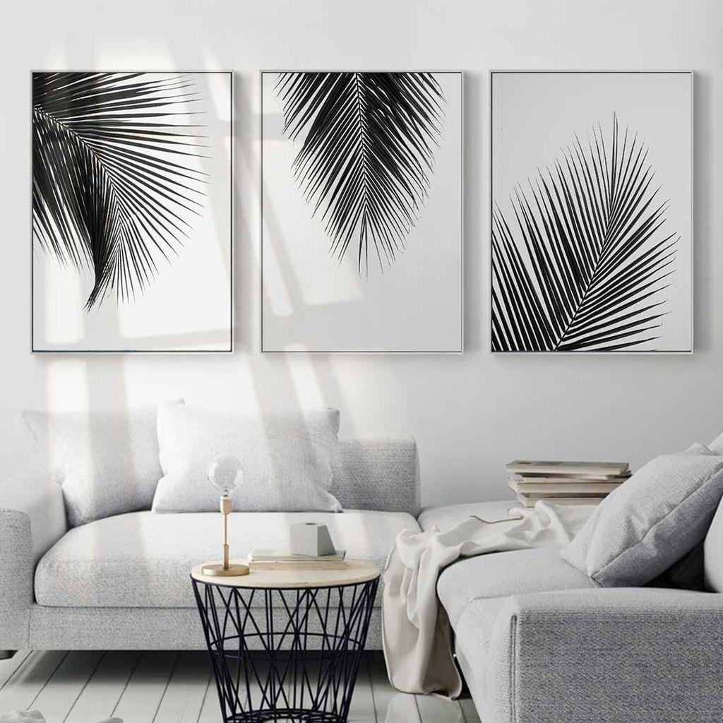 Stunning Living Room Wall Decoration Ideas 13