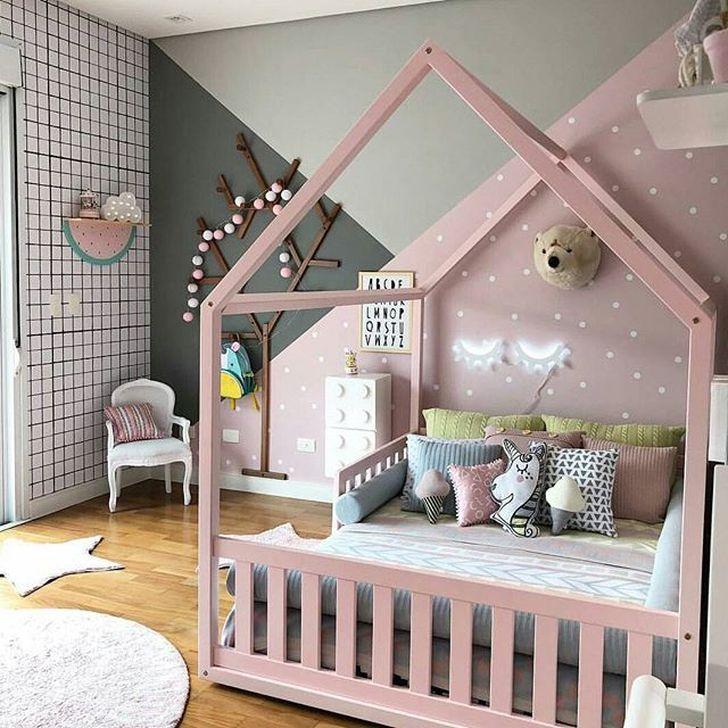 74276a512 أحدث التصاميم العصرية الحديثة لـ«غرف نوم الاطفال»